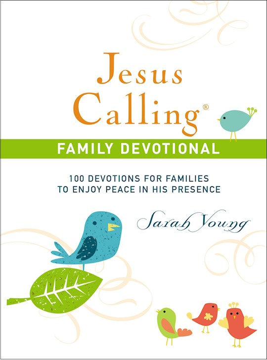 Jesus Calling Family Devotional by Sarah Young | SHOPtheWORD
