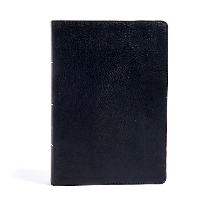 KJV Super Giant Print Reference Bible-Black LeatherTouch Indexed | SHOPtheWORD