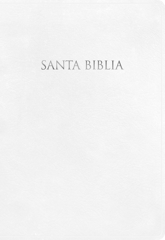 Span-NIV Gift And Award Bible (Biblia Para Regalos Y Premios)-White Imitation Leather | SHOPtheWORD