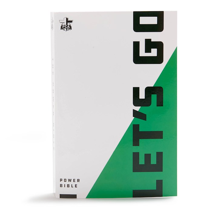 NLT Power Bible (Let's Go Edition)-Softcover | SHOPtheWORD