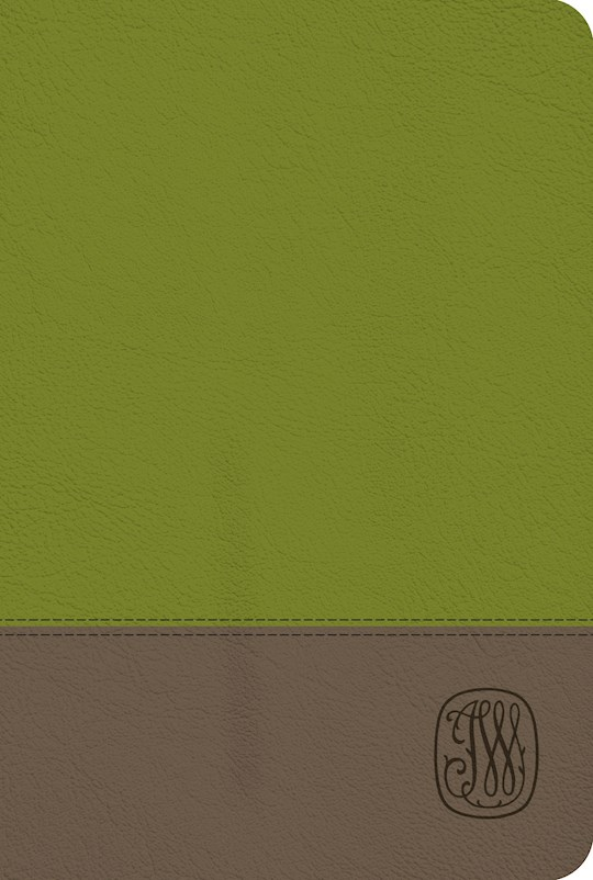 NRSV Wesley Study Bible-Sage Thicket Decotone | SHOPtheWORD