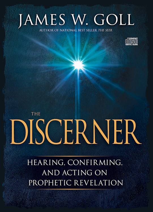 Audiobook-Audio CD-Discerner (7 CDs) by James Goll | SHOPtheWORD
