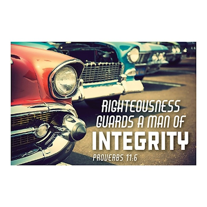 """Cards-Pass It On-Integrity (3"""" x 2"""") (Pack Of 25) 