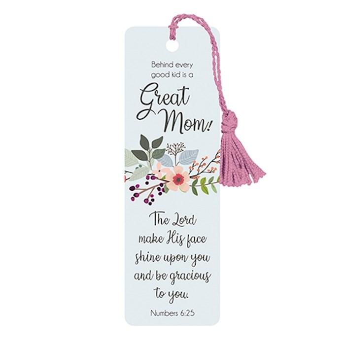 VerseMark-Great Mom/Floral | SHOPtheWORD