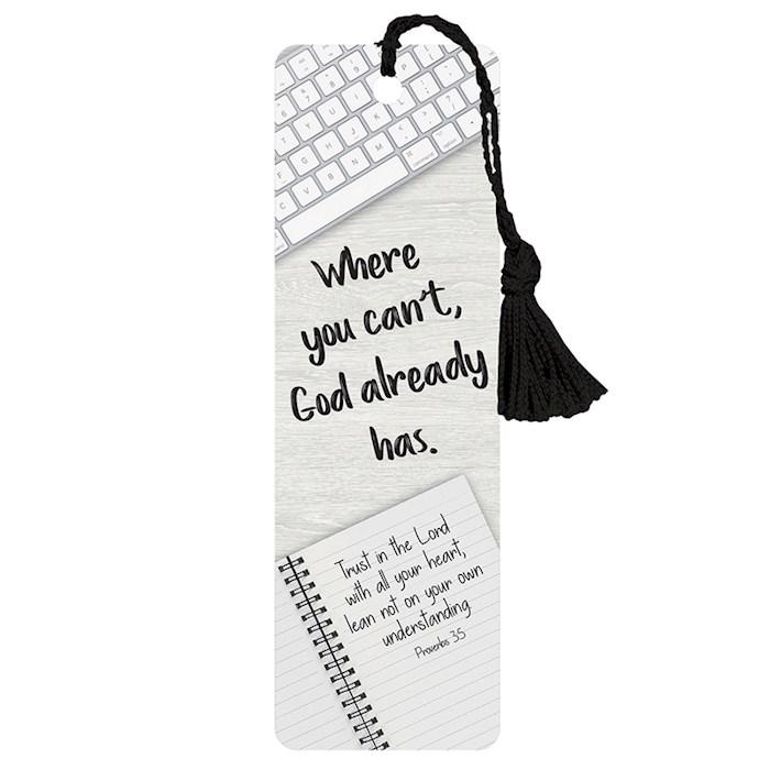 VerseMark-Where You Can't God Has | SHOPtheWORD