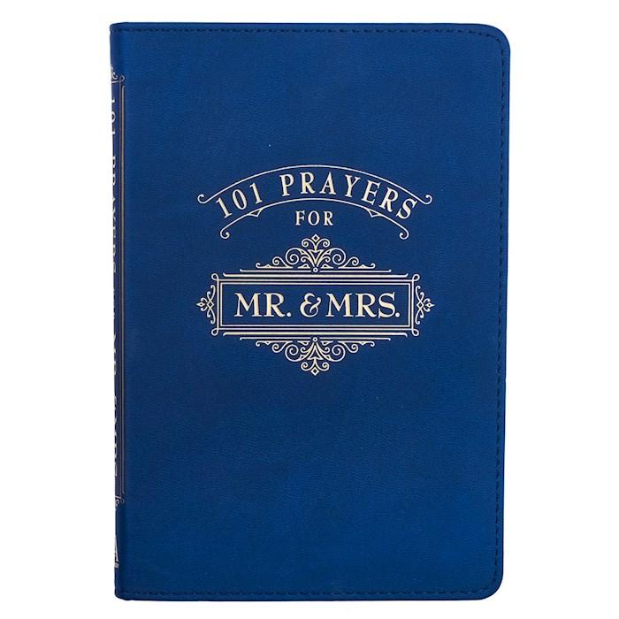 101 Prayers For Mr. & Mrs.  by Rob/Joanna Teigen | SHOPtheWORD