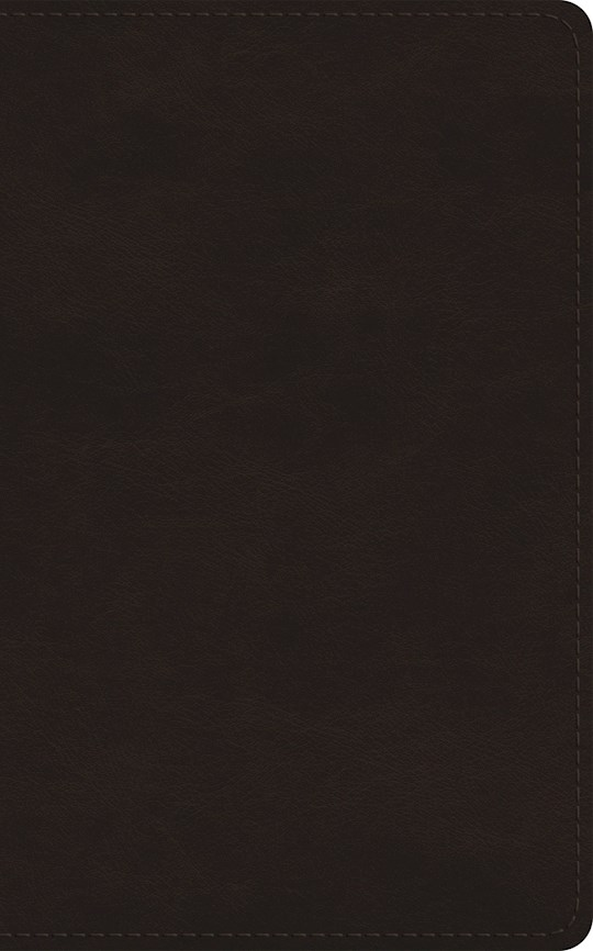 ESV New Christian's Bible-Deep Brown TruTone | SHOPtheWORD