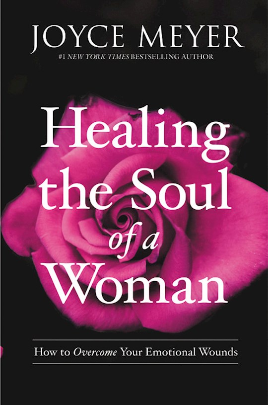 Healing The Soul Of A Woman-Softcover by Joyce Meyer | SHOPtheWORD