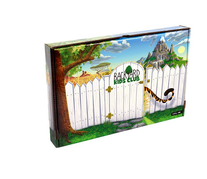 VBS-In The Wild Backyard Kids Club Kit (2019) | SHOPtheWORD