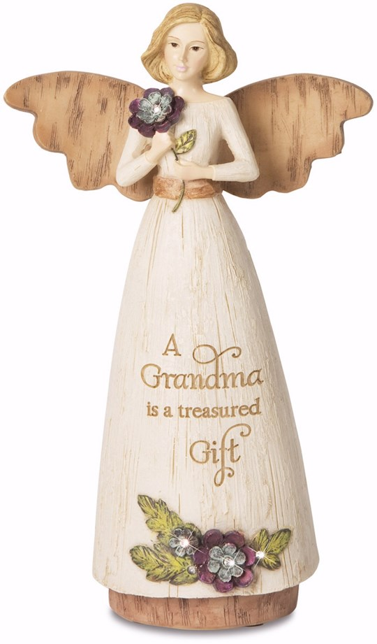 "Figurine-Angel-Grandma (7.5"") | SHOPtheWORD"