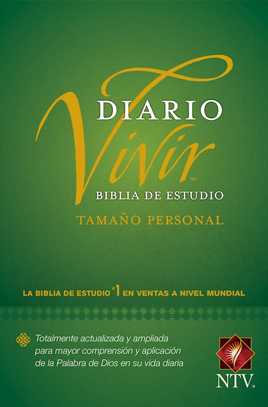 Span-NTV Life Application Study Bible/Personal Size (Biblia De Estudio Del Diario Vivir)-Softcover | SHOPtheWORD