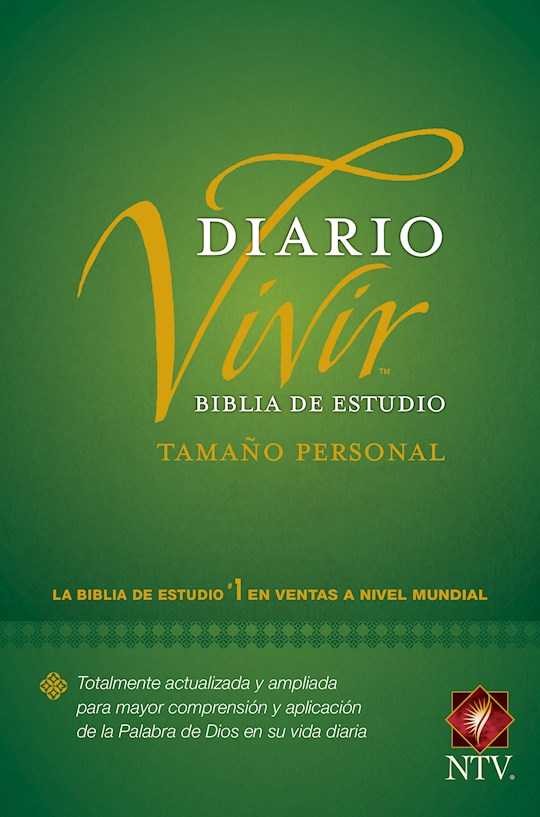 Span-NTV Life Application Study Bible/Personal Size (Biblia De Estudio Del Diario Vivir)-Hardcover | SHOPtheWORD