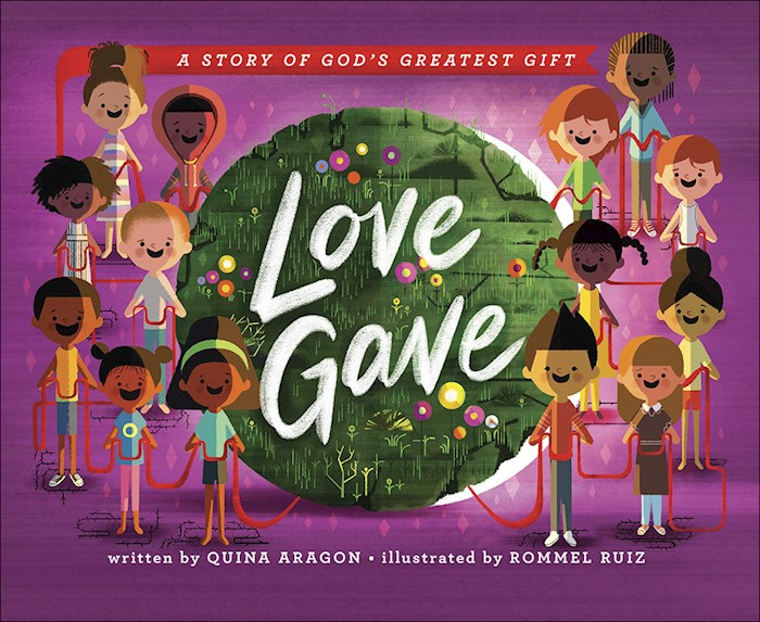 Love Gave by Quina Aragon | SHOPtheWORD