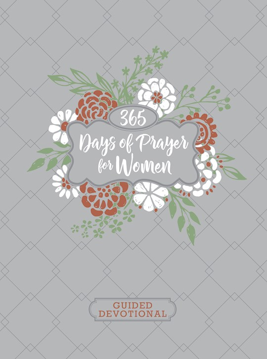 365 Days Of Prayer For Women Guided Devotional-Faux Leather Ziparound by City Gifts Belle | SHOPtheWORD