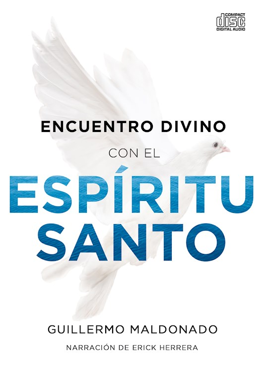 Audiobook-Audio CD-Span-Divine Encounter With The Holy Spirit (8 CDs) by Guillermo Maldonado | SHOPtheWORD
