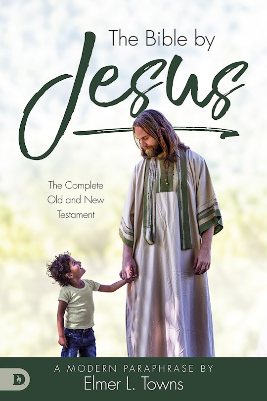 The Bible By Jesus | SHOPtheWORD