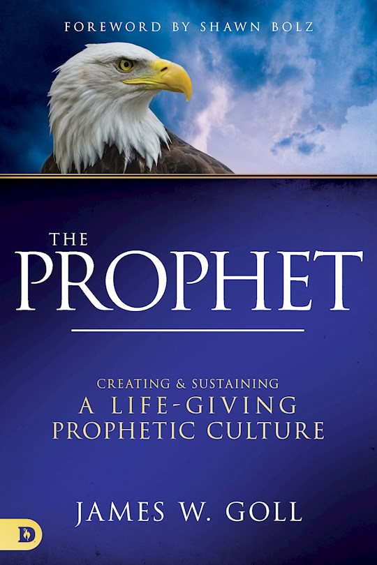 The Prophet (International Only) by James Goll | SHOPtheWORD
