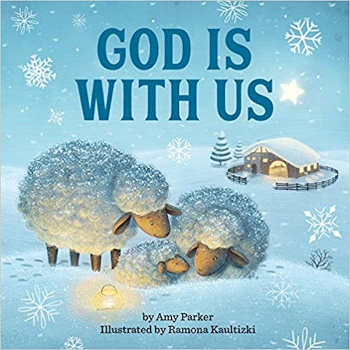 God Is With Us by Amy Parker | SHOPtheWORD