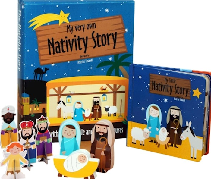 My Very Own Nativity Story Play Set by Publishing Globe | SHOPtheWORD