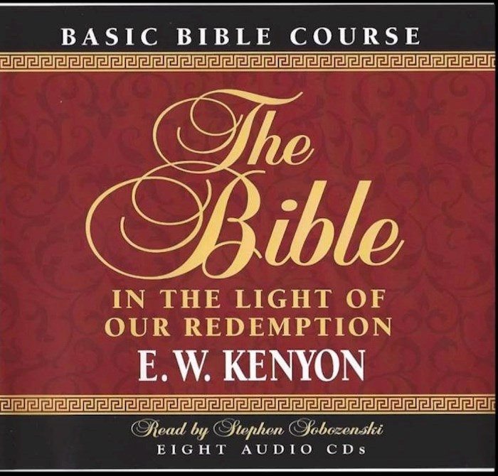Audiobook-Audio CD-Bible In The Light Of Our Redemption (8 CD) (ORD #771206) by E W Kenyon | SHOPtheWORD