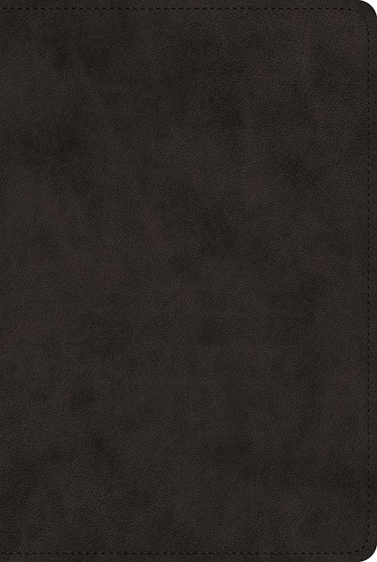 ESV Bible With Creeds And Confessions-Black TruTone | SHOPtheWORD