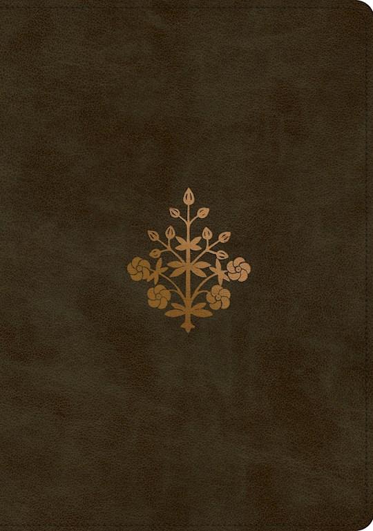 ESV Study Bible-Olive Branch Design TruTone   SHOPtheWORD