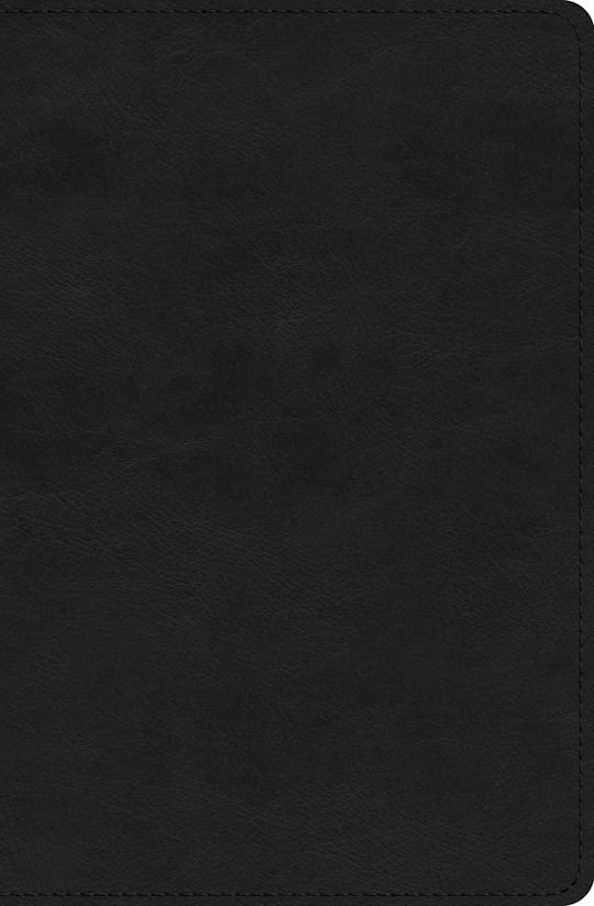 ESV Verse-By-Verse Reference Bible-Black TruTone | SHOPtheWORD