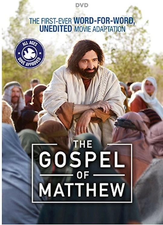 DVD-The Gospel Of Matthew | SHOPtheWORD