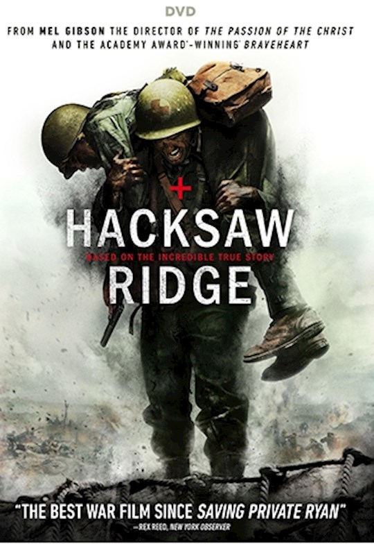DVD-Hacksaw Ridge | SHOPtheWORD