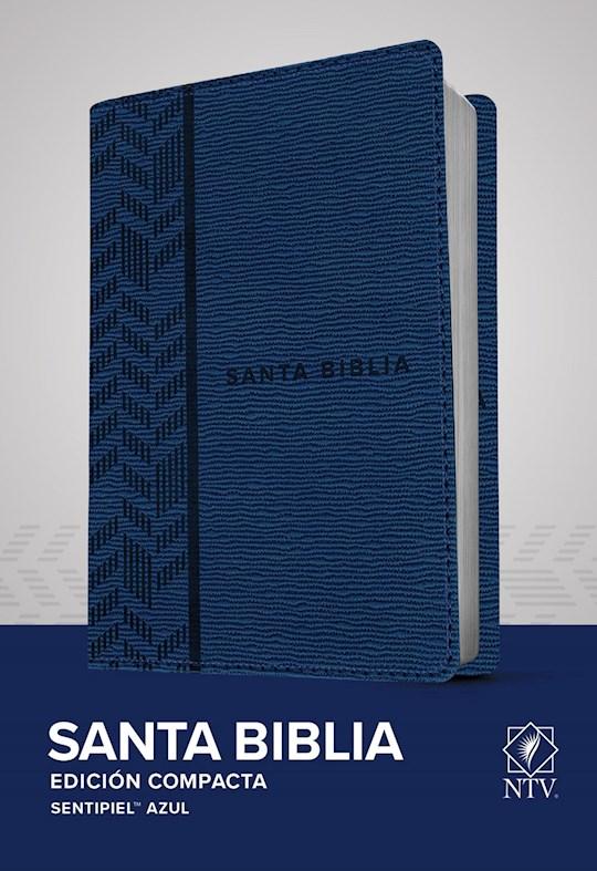 Span-NTV Compact Edition (Edicion Compacta)-Blue LeatherLike | SHOPtheWORD