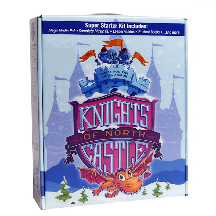 VBS-Knights Of North Castle Super Starter Kit (2020) | SHOPtheWORD