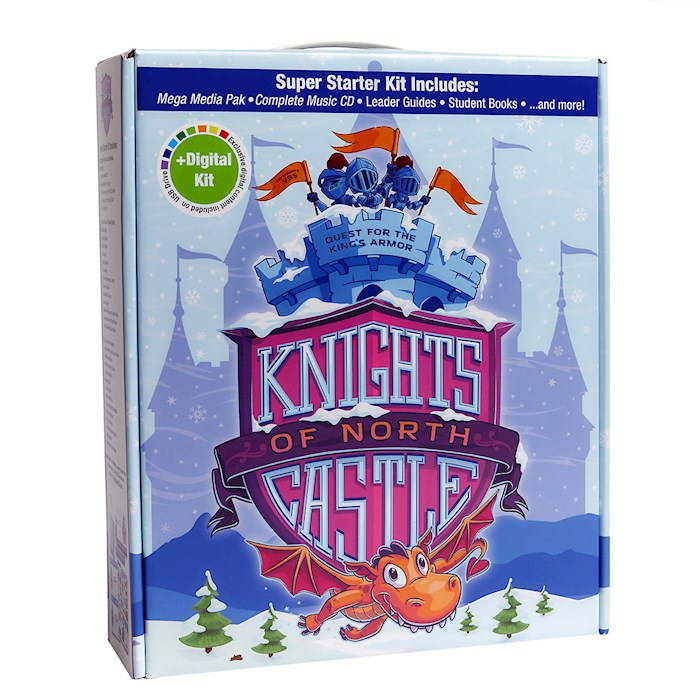 VBS-Knights Of North Castle Super Starter + Digital Kit (2020) | SHOPtheWORD