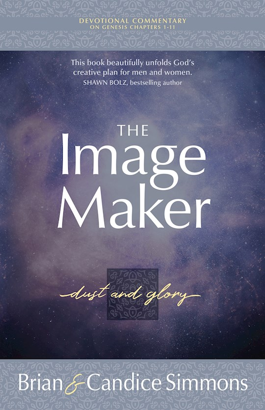 The Image Maker by Brian  Candice Simmons | SHOPtheWORD
