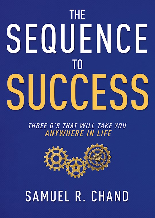 Sequence To Success by Samuel Chand | SHOPtheWORD