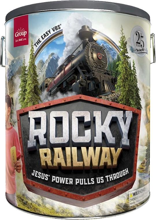 VBS-Rocky Railway-Ultimate Starter Kit | SHOPtheWORD