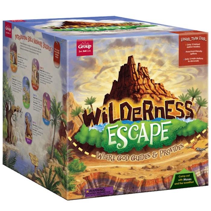 VBS-Wilderness Escape-Ultimate Starter Kit (NR)   SHOPtheWORD