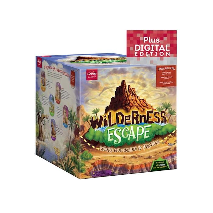 VBS-Wilderness Escape-Ultimate Starter Kit Plus Digital (NR)   SHOPtheWORD
