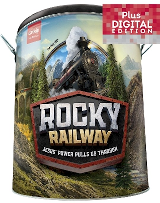 VBS-Rocky Railway-Ultimate Starter Kit Plus Digital (Consumer/Canada) | SHOPtheWORD