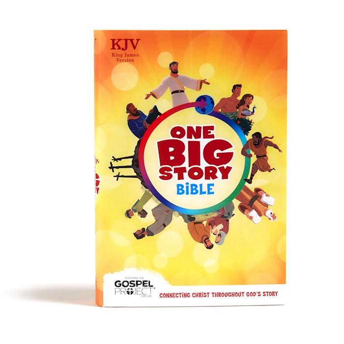 KJV One Big Story Bible-Hardcover | SHOPtheWORD