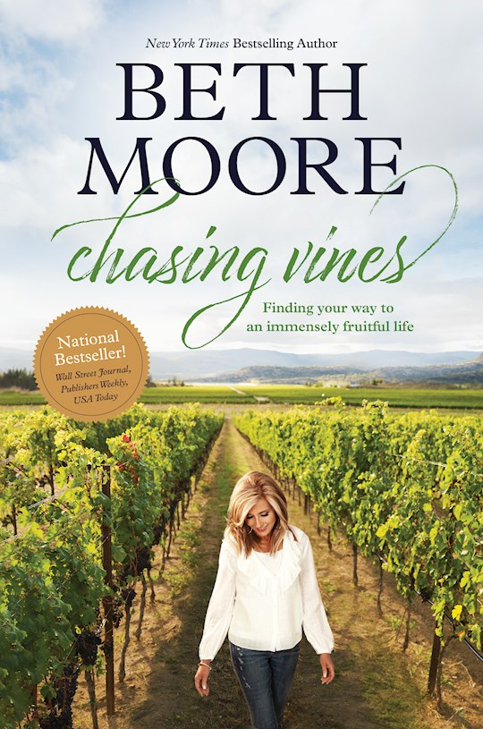 Chasing Vines by Beth Moore | SHOPtheWORD
