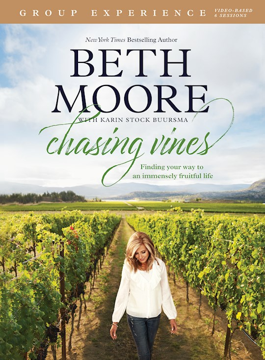 Chasing Vines Group Experience by Beth Moore | SHOPtheWORD