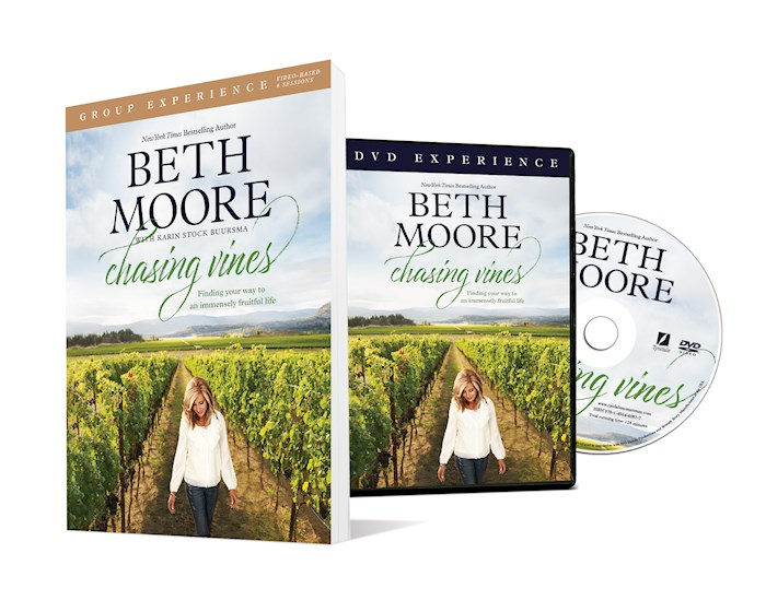 Chasing Vines Group Experience With DVD by Beth Moore | SHOPtheWORD