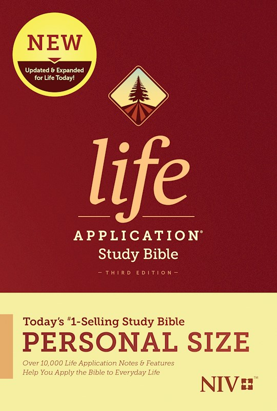 NIV Life Application Study Bible/Personal Size (Third Edition)-Softcover | SHOPtheWORD