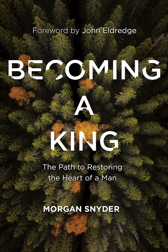 Becoming A King by Morgan Snyder | SHOPtheWORD