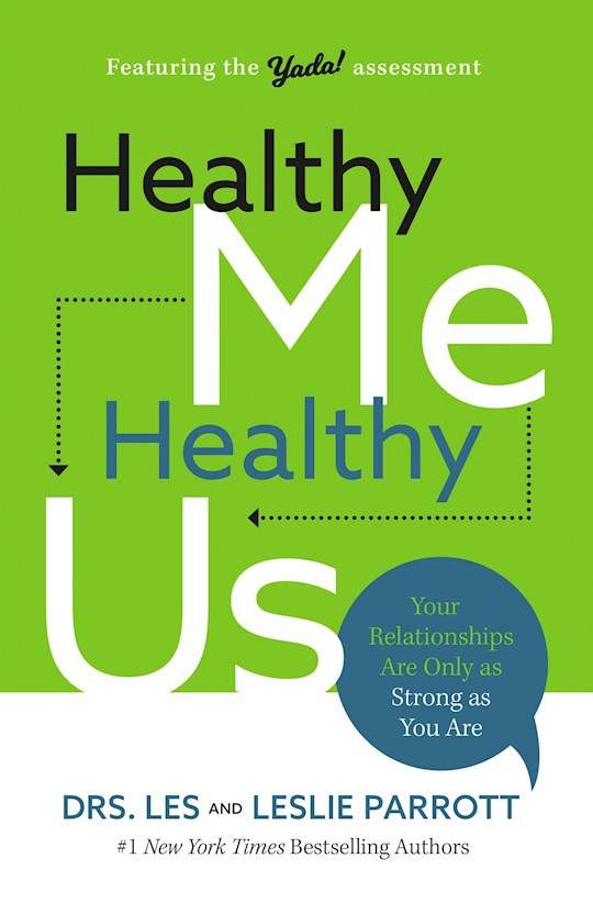 Healthy Me, Healthy Us by Les  Leslie Parrott | SHOPtheWORD