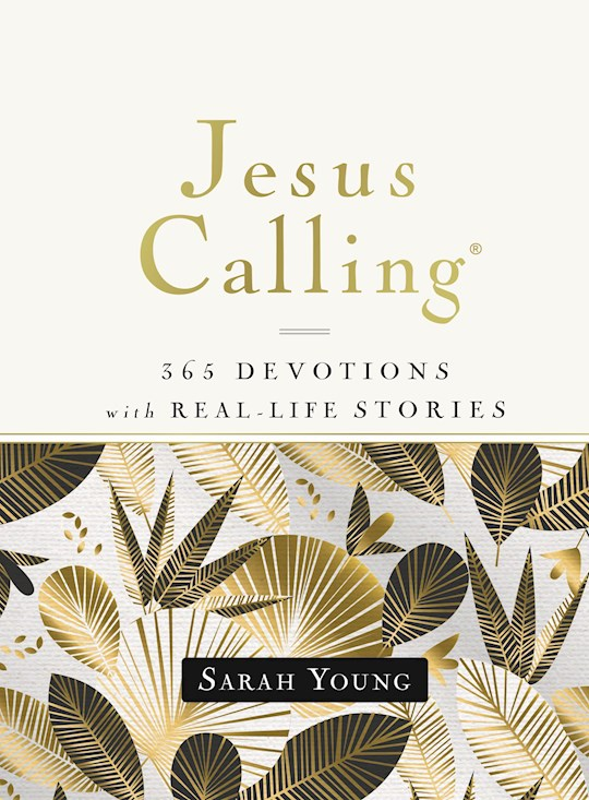 Jesus Calling: 365 Devotions With Real-Life Stories (Jun) by Sarah Young | SHOPtheWORD