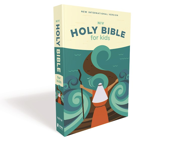 NIV Holy Bible For Kids/Economy Edition (Comfort Print)-Softcover   SHOPtheWORD