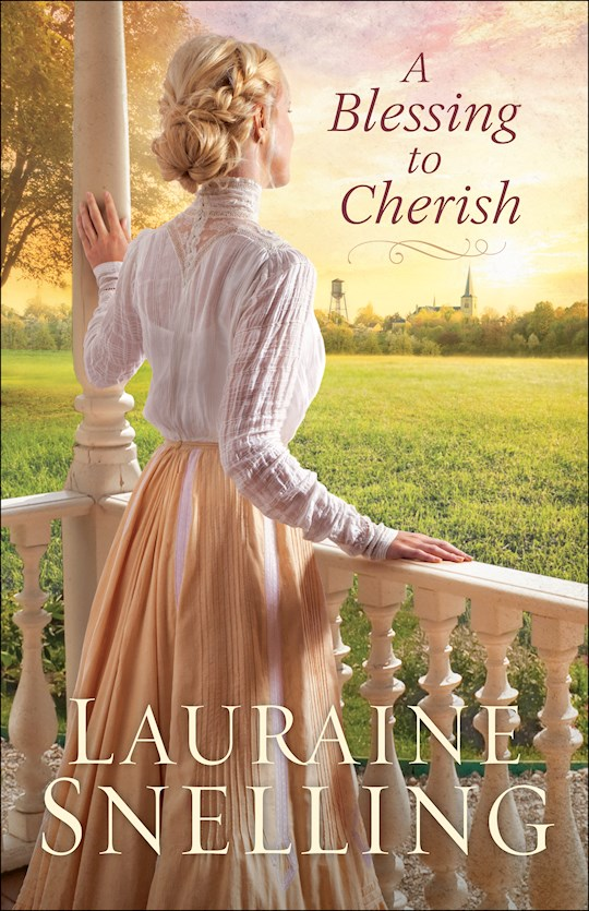 A Blessing To Cherish-Softcover by Lauraine Snelling | SHOPtheWORD