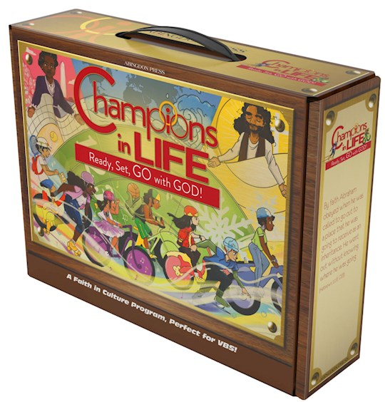 VBS-Champions In Life Starter Kit (2020) | SHOPtheWORD