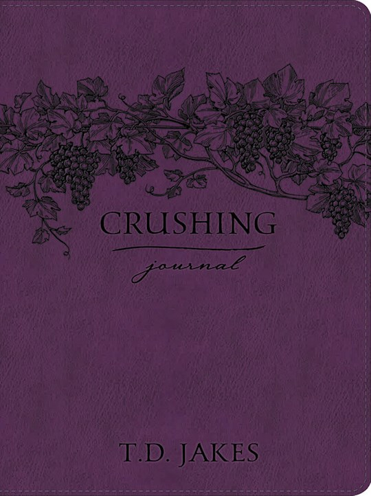 Crushing Journal-LeatherLuxe by T. D. Jakes | SHOPtheWORD